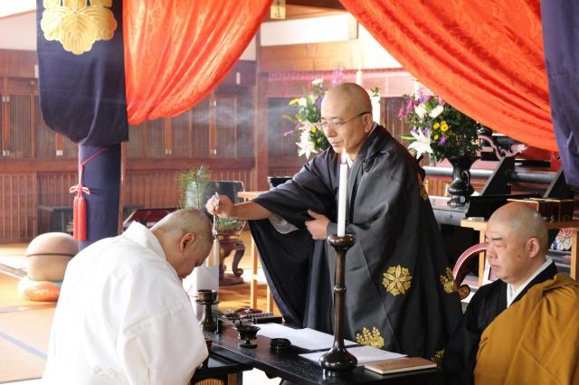 宗善寺の体験その他