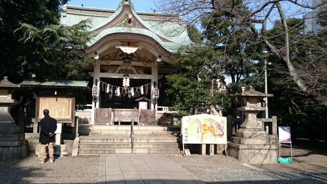 猿江神社(東京都住吉駅) - 本殿・本堂の写真