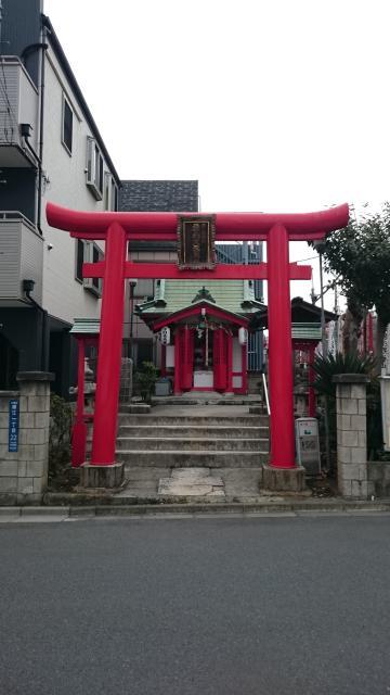 日先神社の鳥居