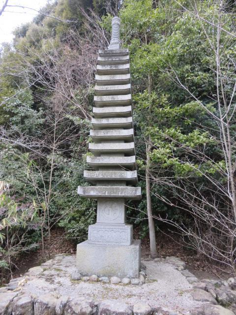 弘仁寺の塔