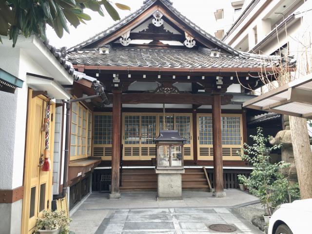 高野寺の本殿