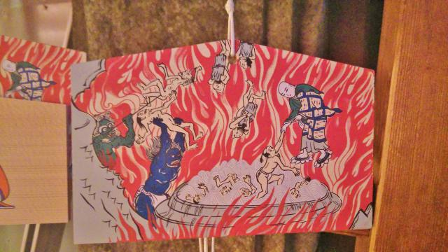 矢田寺の絵馬