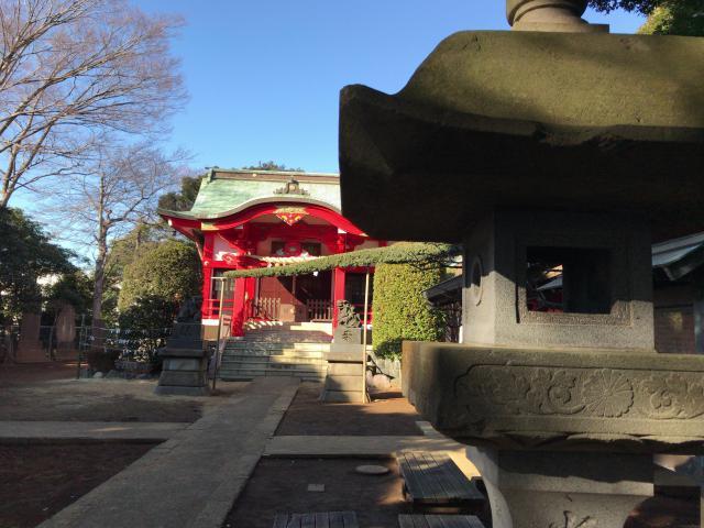 神奈川県浅間神社の建物その他