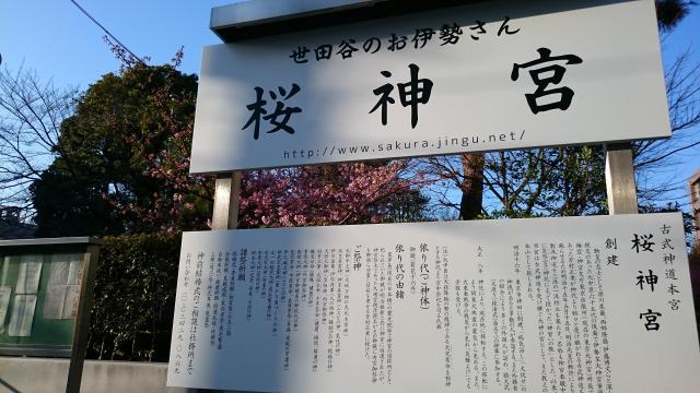 桜神宮の歴史