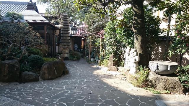 宗円寺の自然