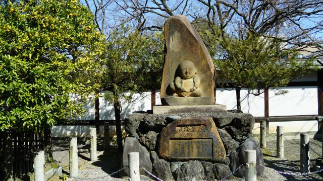 宝鏡寺の像