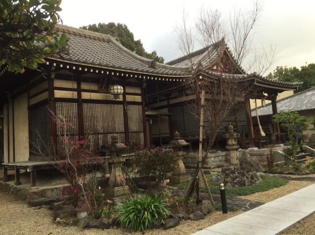 京都府神藏寺の本殿