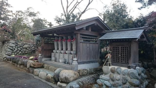 東京都常福寺の地蔵