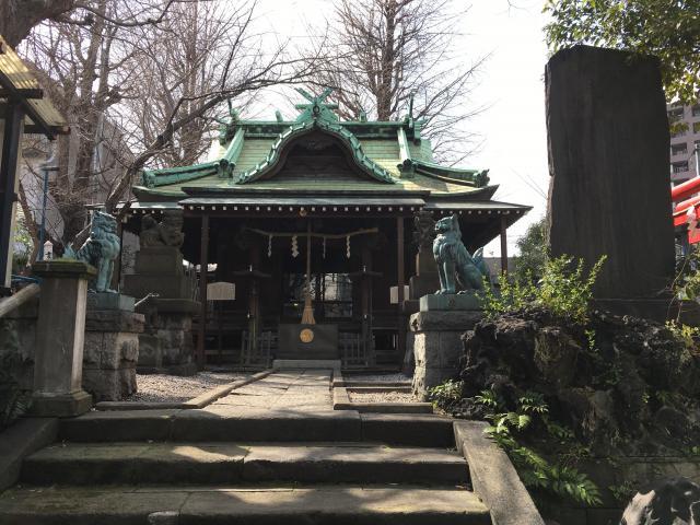 寄木神社の建物その他