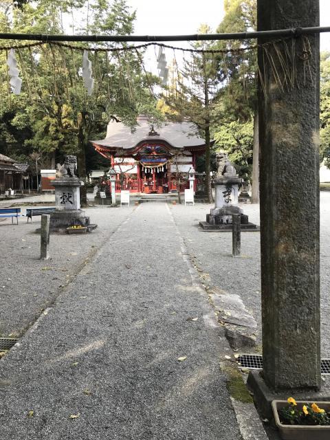 福岡県大己貴神社の建物その他