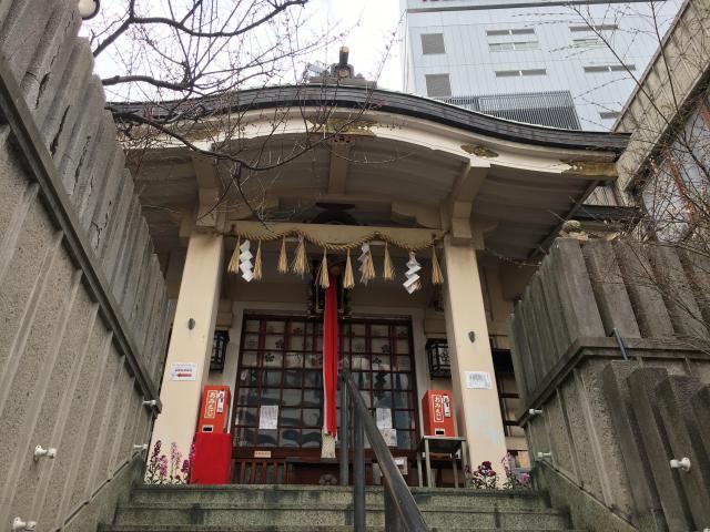 大阪府綱敷天神社御旅社の建物その他