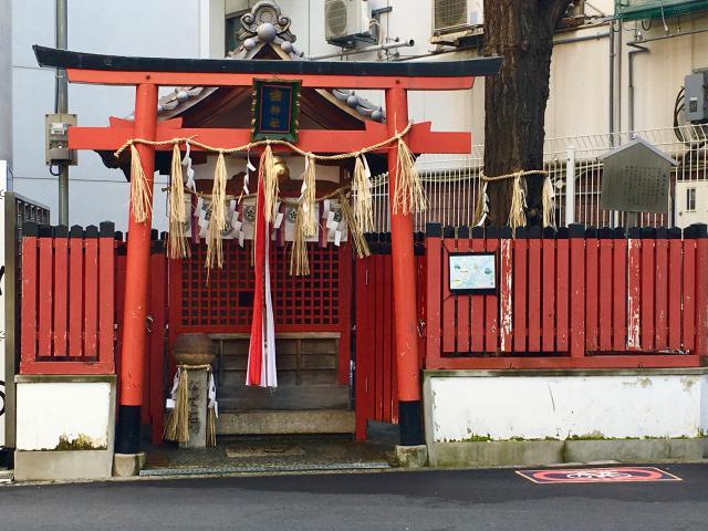 大阪府歯神社の建物その他
