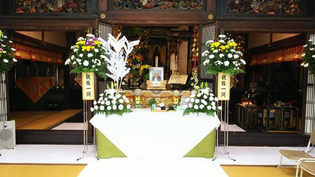 恩楽寺(大阪府)