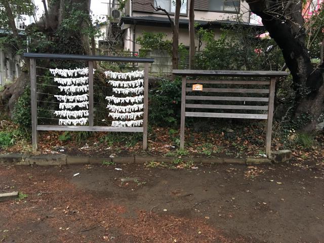 神奈川県日吉社の建物その他