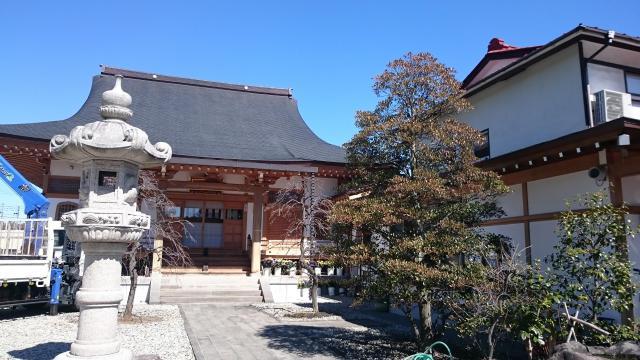 長寿院の本殿