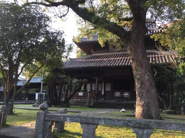 長崎県聖福寺の写真