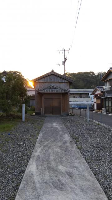 高知県須賀神社の建物その他