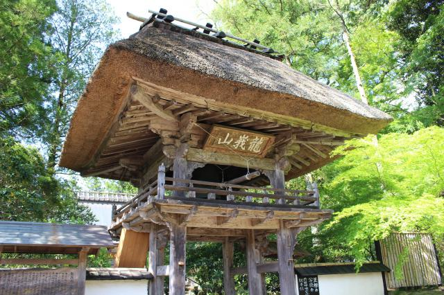 大分県佛山寺の本殿