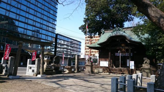 阿邪訶根神社(福島県)