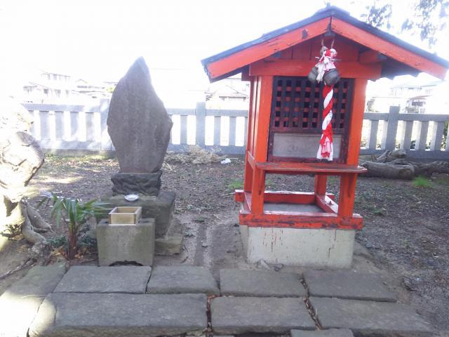 伊原八幡神社の末社