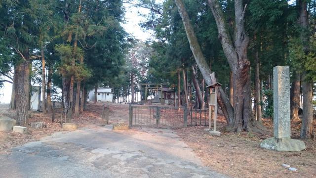 福島県鏡石神社の建物その他