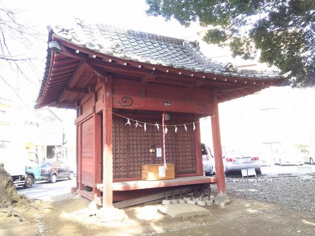 八雲神社(砂神社)の本殿
