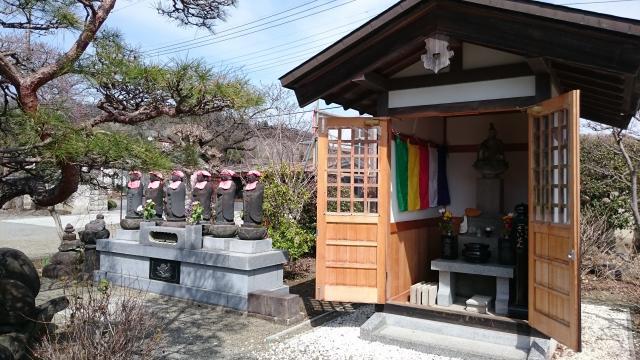 群馬県蓮華寺の写真