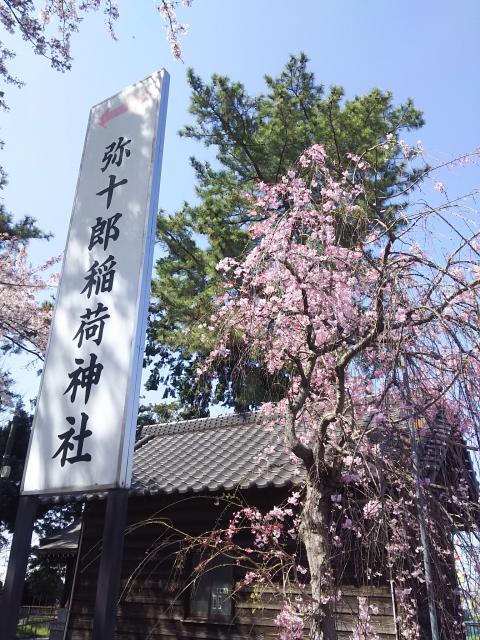 埼玉県稲荷神社(弥十郎稲荷)の建物その他