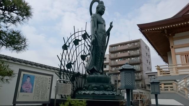 重願寺の仏像