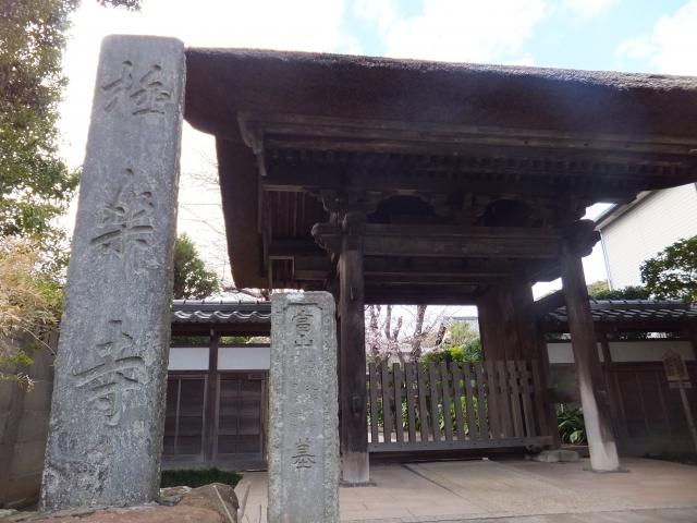 神奈川県極楽寺の山門