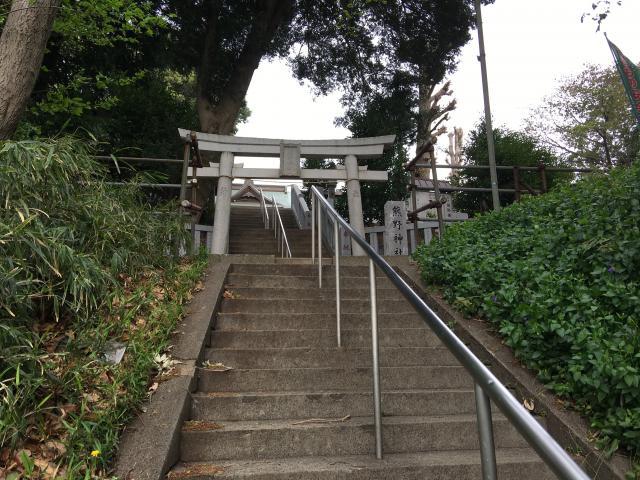 神奈川県熊野社の建物その他