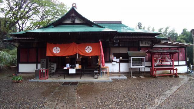 茨城県正福寺の本殿
