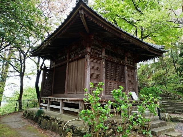 楽法寺の本殿