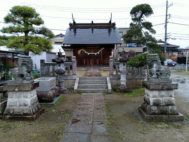 近森稲荷神社の建物その他