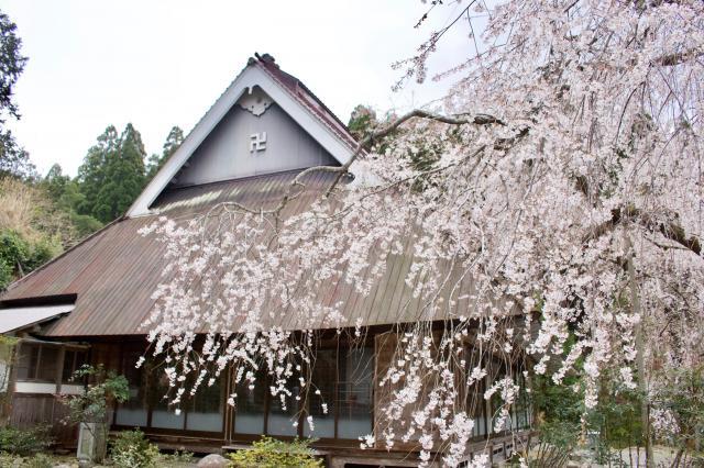 京都府福徳寺の本殿