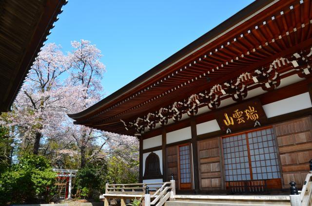 龍峰寺の本殿