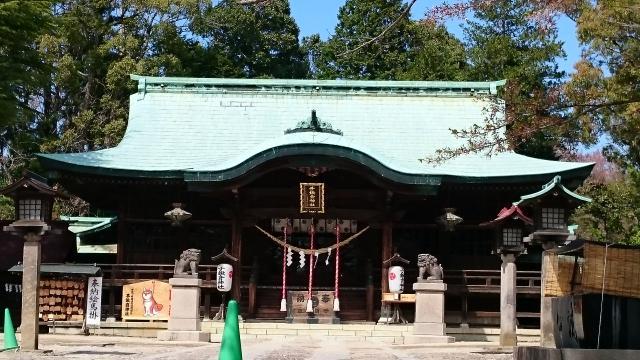 福島県子鍬倉神社の本殿