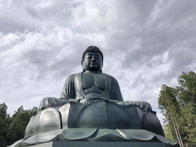 東京都宝光寺の仏像