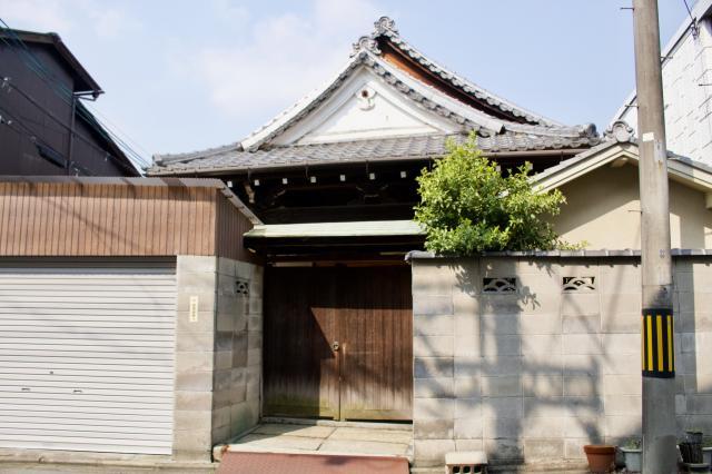 賀茂御祖神社(下鴨神社)の近くの神社お寺 光澤寺