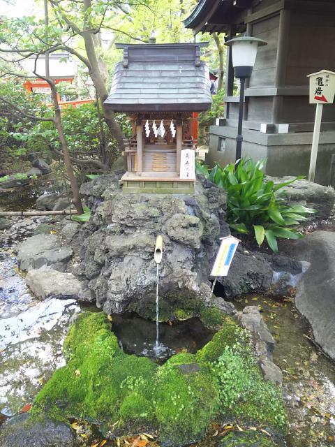 千葉神社(千葉県葭川公園駅) - 末社・摂社の写真