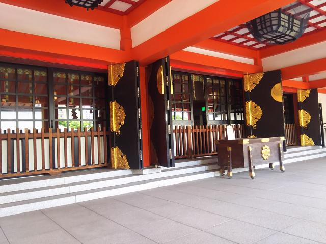 千葉神社(千葉県葭川公園駅) - 本殿・本堂の写真
