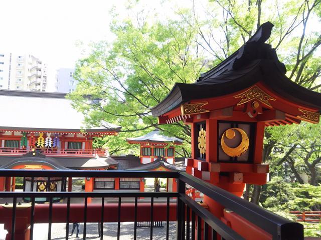 千葉神社(千葉県葭川公園駅) - その他建物の写真