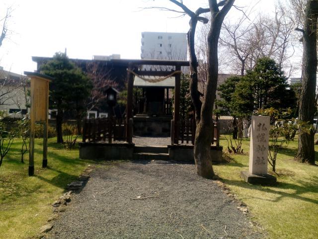 札幌神社の建物その他