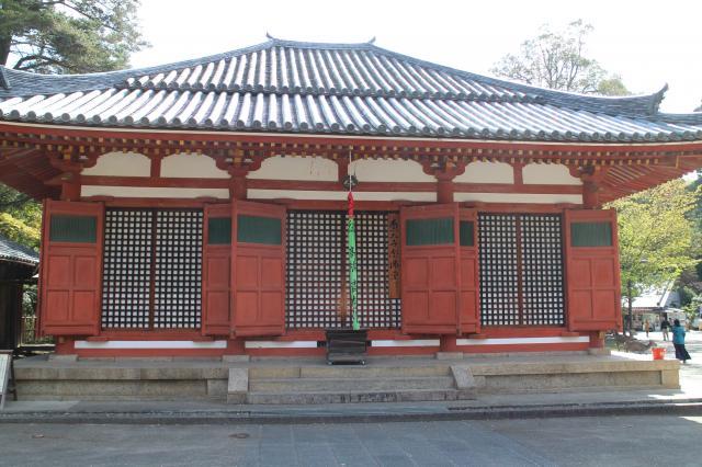 東大寺念仏堂の本殿
