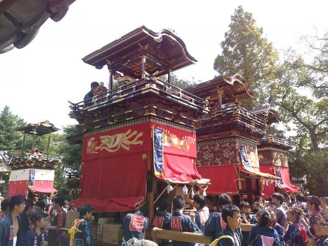 大宮神社のお祭り