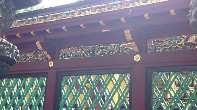 上野東照宮の芸術