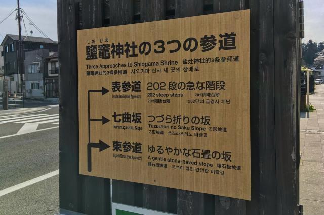 志波彦神社・鹽竈神社の歴史