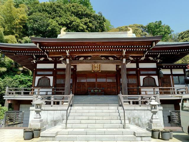 定光寺(神奈川県弘明寺(京急)駅) - 本殿・本堂の写真