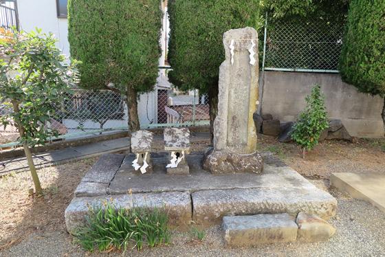 八幡神社のお墓