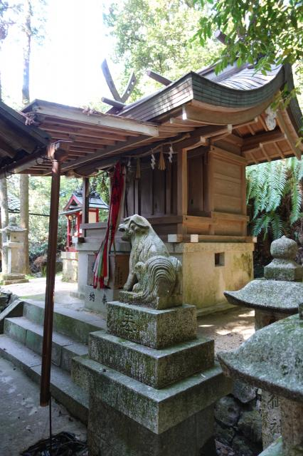 京都府天神神社の本殿